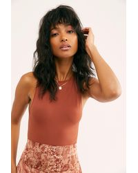 Free People Boatneck Brami By Intimately - Multicolor