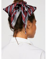 Free People - Autumn Scarf Pony - Lyst