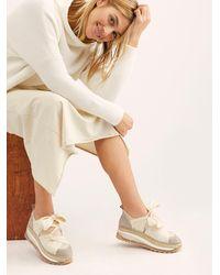 Free People Chapmin Espadrille Sneaker - White