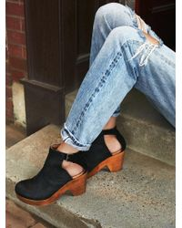 Free People | Amber Orchard Clog | Lyst