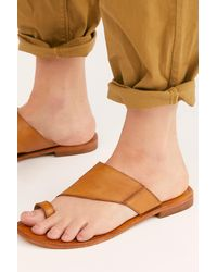 Free People Sant Antoni Slide By Fp Collection - Brown