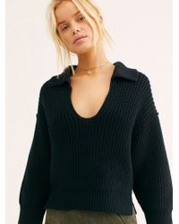 Free People - Love This City Sweater - Lyst