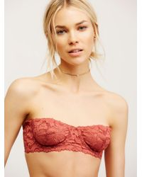 Free People - Love Letters Convertible Bra - Lyst