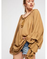 Free People - Here To Stay Tunic - Lyst