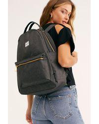 Free People Herschel Nova Mid Backpack By Herschel Supply Co. - Black