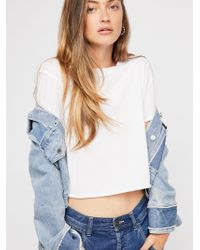 Free People We The Free The Perfect Tee - White