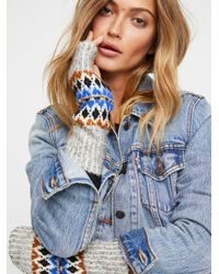 Free People - Accessories Valley Rally Armwarmer - Lyst