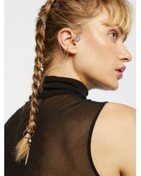 Free People - Accessories Hair Accessories Hair Jewellery Mixed Bag Hair Charms - Lyst