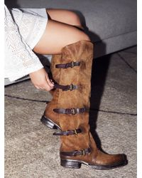 Free People | Tatum Over The Knee Boot | Lyst