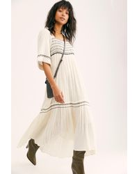 Free People I'm The One Maxi Dress - White