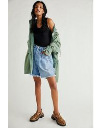 Free People Nocturne Parka - Green