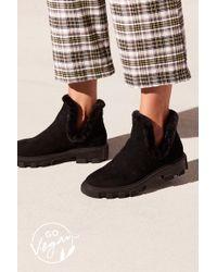 98e6b6531f2b81 Free People - Vegan Astoria Ankle Boot By Farylrobin - Lyst