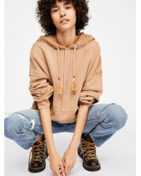 Free People - Pull It Together Pullover - Lyst