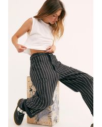 Free People Emmett Trousers By Magnolia Pearl - Multicolour