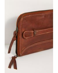 Free People We The Free Traveler Wallet - Brown