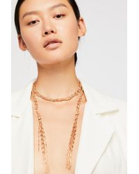 Free People - Slay Wrap Necklace - Lyst