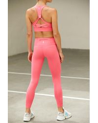 Free People - High-rise 7/8 Length You're A Peach Legging By Fp Movement - Lyst