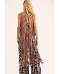 Free People We The Free Fable Vest - Brown