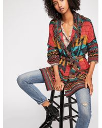 Free People - Wild Wild West Cardi - Lyst