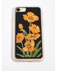 Free People | Wild West Embroidered Case | Lyst