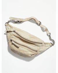 Free People Archer Chain Belt Bag - Multicolour