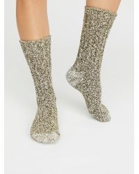 Free People - Shoes Socks & Tights Ragg Heritage Crew Sock - Lyst