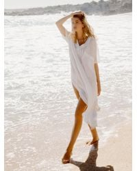 Free People Coastal Tee By Fp Beach - White