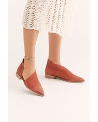 Free People Royale Pump By Fp Collection - Multicolour