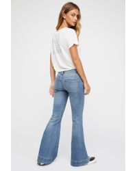 Free People - Low Tide Bell Bottom Jeans By We The Free - Lyst