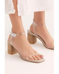 Free People Natal Heels By Fp Collection - White