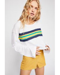 Free People - We The Free Ziggy Tee - Lyst