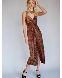 Free People - Nikki's Limited Edition Dress By Fp Limited Edition - Lyst