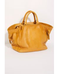 Free People Leslie Leather Satchel By Fp Collection - Multicolor