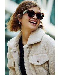 Free People Matera Modern Sunglasses - Multicolour