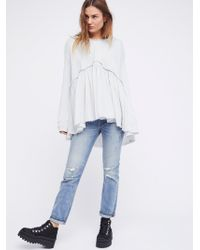 Free People - Summer Dreams Pullover - Lyst