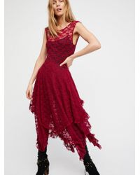 Free People - French Courtship Slip - Lyst