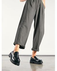 Free People Vagabond Cosmo 2.0 Loafers - Black