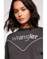 Free People - Wrangler '80s Sweatshirt - Lyst