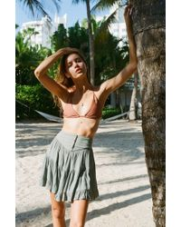 Free People Anza Skirt By Endless Summer - Green