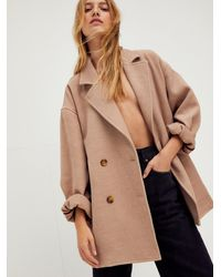 Free People - Hannah Super Soft Blazer - Lyst