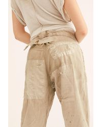 Free People Lilou Pants By Magnolia Pearl - Natural