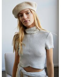 Free People Can't Even Baby Crop - Multicolor