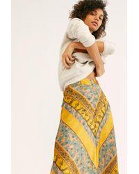 48e3b3d44a Free People Delirium Maxi Skirt - Lyst