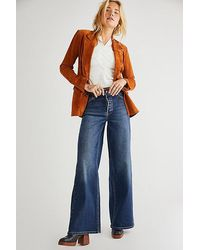 Lee Jeans A-line Jeans - Blue