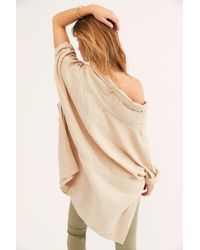 Free People - Sandra Tunic By Endless Summer - Lyst