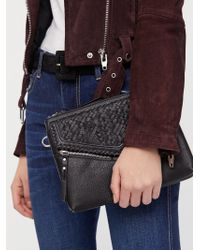 Free People | Charlie Woven Crossbody | Lyst