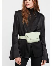Free People - Cecile Belt Bag - Lyst