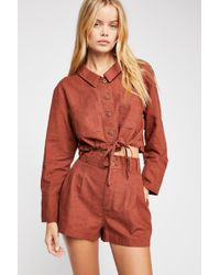 Free People - Everly Suit - Lyst