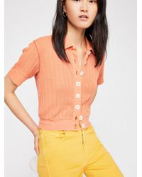 Free People - Lily Top - Lyst