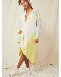 Free People We The Free Tuscan Tee - Yellow